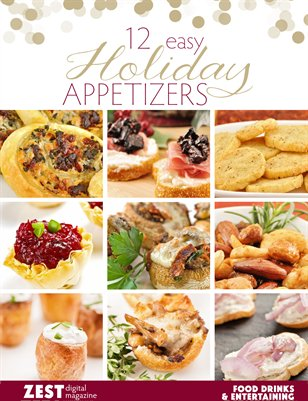 ZEST Holiday Appetizers