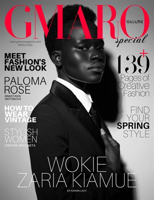 GMARO Magazine March 2020 Issue #25