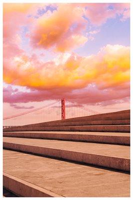 Poster - Maat Rooftop, Lisbon