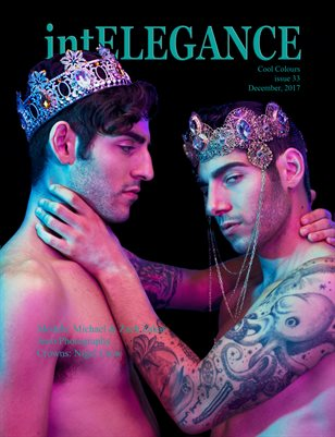 intElegance magazine issue 33 December 2017