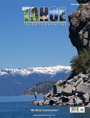 Tahoe Talent Magazine September 2016 Edition