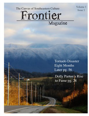 Frontier Magazine Vol. 1 Issue 1