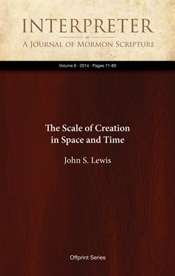 The Scale of Creation in Space and Time