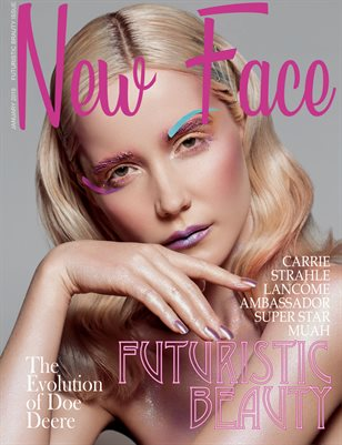 New Face Fashion Magazine - Issue 25, January '19