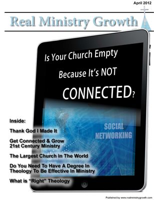 Real Ministry Growth-April