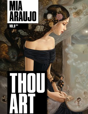 THOU ART Vol. 9 - Mia Araujo
