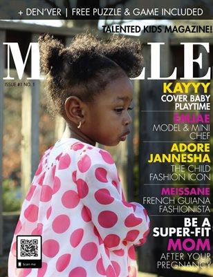 Maelle Kids Issue 1 Kayyy