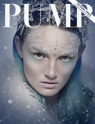 PUMP Magazine - Ice Edition Featuring Photographer Tanya Mishchuk