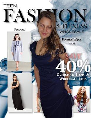Teen Fashion & Fitness - Formal Fashion Issue