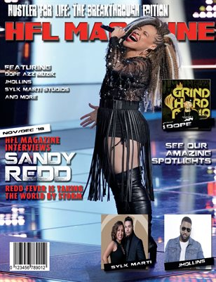 HFL Magazine: The Breakthrough Edition
