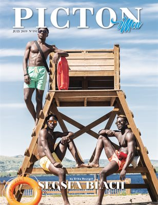 Picton Magazine JULY 2019 MEN N191 Cover 3