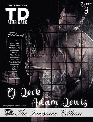 TDM After Dark: Cj Lock - Adam Lewis twosome Theme March 2021 cover3
