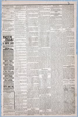 (Pages 3-4) Mayfield Monitor, MARCH 08,1879