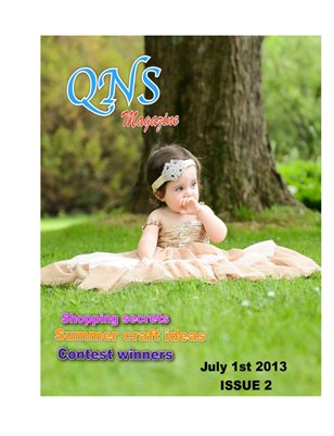QNS Magazine July ISSUE