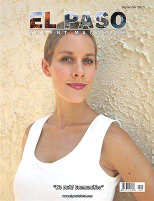 El Paso Talent Magazine September 2015 Edition