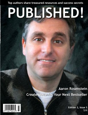 PUBLISHED! featuring Aaron Rosenstein