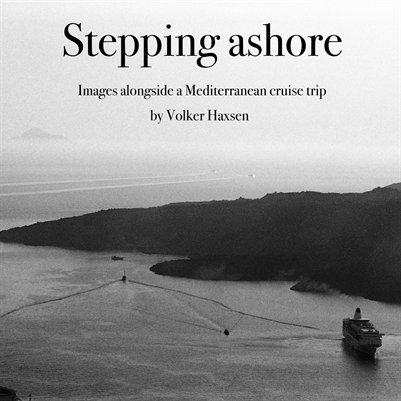 Stepping ashore