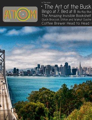 Atom Magazine Fall 2011