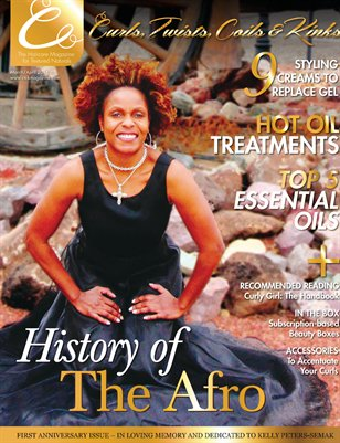 Curls, Twists, Coils & Kinks Magazine March/April 2016