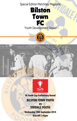 Bilston Town Youth v Tividale Youth 10/9/14