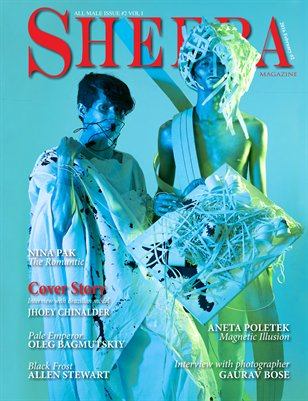 Sheeba Magazine 2016 All Male #2 VOL I