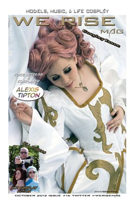 We Rise Mag October Cosplay Issue 2012 #16