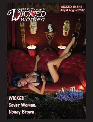 WICKED Women Magazine-WICKED 40 & 41: July & August 2017