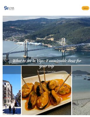 What to see in Vigo: 7 unmissable ideas for your trip