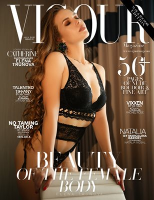 NUDE & Boudoir | July Issue 01