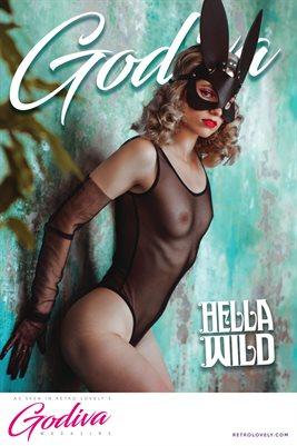 GODIVA No.17 – Hella Wild Cover Poster