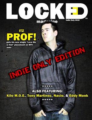 LOCKED Magazine Issue #6