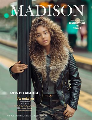 MADISON Fashion Magazine - JANUARY 2019 - #31 Volume II