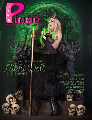 Perfectly Pinup Magazine OCTOBER 2014