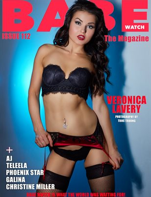 BABE WATCH ISSUE 112 FT. VERONICA