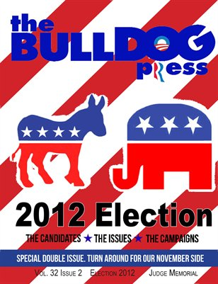 November 2012 Election Issue: Vol. 32 Issue 1