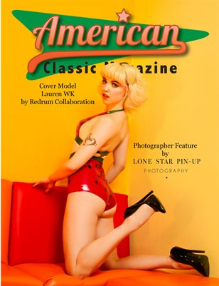 American Classic Magazine May Issue
