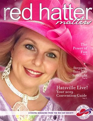 Red Hatter Matters - April 2019