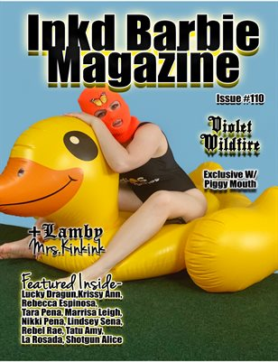 Inkd Barbie Magazine Issue #110