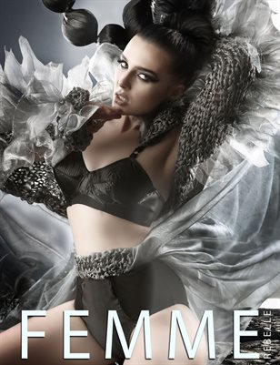 Femme Rebelle Magazine JUNE 2018 - BOOK 1 Dollhouse Cover