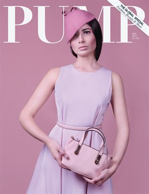 PUMP Magazine - The Global Edition
