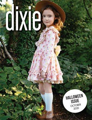 Halloween Issue 2020 - Dixie Magazine (Cover 2)