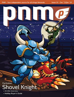 Pure Nintendo Magazine (PNM) Issue 14
