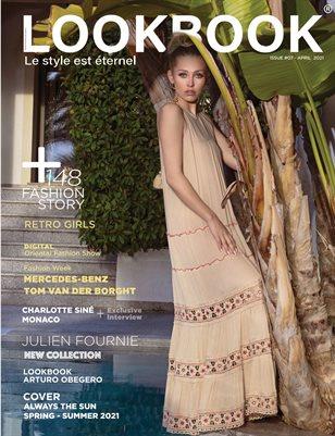 Lookbook Paris issu April 2021 7 Cover Lola