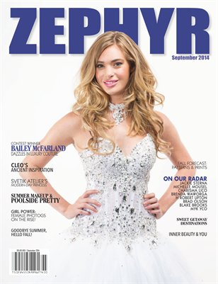 ZEPHYR Magazine - Sep. 2014 [Issue #23] - Cover Option 2