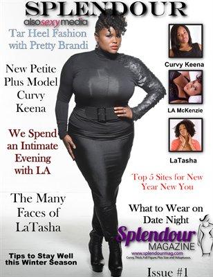 Splendour Magazine Issue 1 Digital