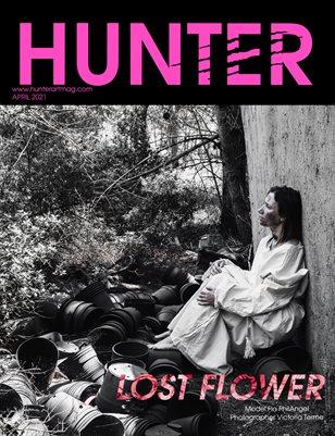 The HUNTER Magazine issue April 2021 vol.6
