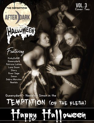 TDM:Afterdark :Queenydark-Neelala-Simon Halloween 2020 Vol.3 Cover 2