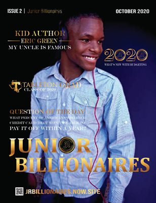 Junior Billionaires issue 2