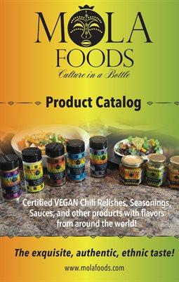 Mola Foods Catalog
