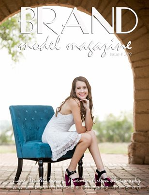 Brand Model Magazine  Issue # 209